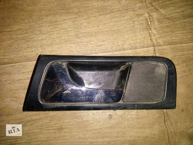 продам Б/у внутренняя ручка двери передняя левая 96548063 для седана Chevrolet Lacetti 2007г бу в Киеве