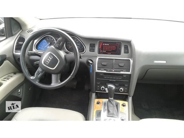 продам Б/у внутренние компоненты кузова для легкового авто Audi Q7 бу в Львове