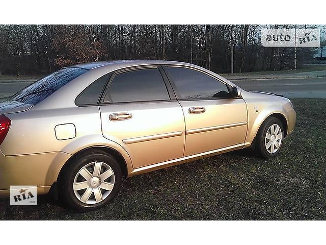 купить бу Б/у внутренние компоненты кузова для легкового авто Chevrolet Lacetti в Ровно