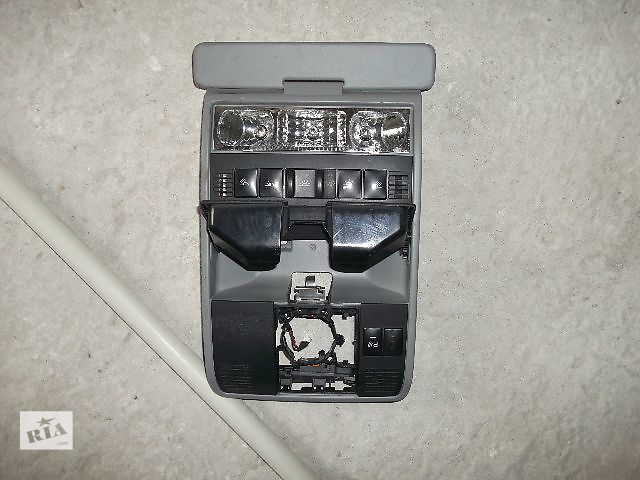 купить бу Б/у внутренние компоненты кузова для легкового авто Porsche Cayenne Turbo 2005 в Днепре (Днепропетровск)