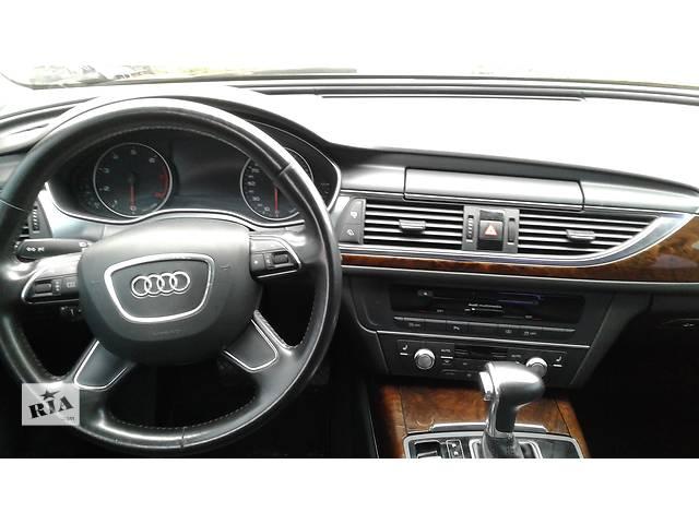 купить бу Б/у внутренние компоненты кузова для седана Audi A6C7 в Львове