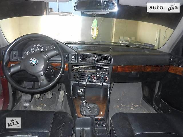 Б/у внутренние компоненты кузова для седана BMW 5 Series  - объявление о продаже  в Стрые