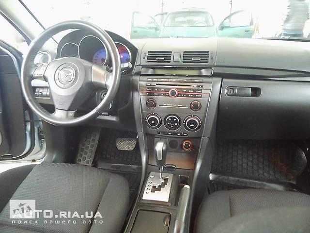 Б/у внутренние компоненты кузова для седана Mazda 3- объявление о продаже  в Ровно