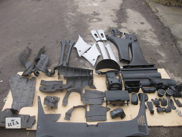 купить бу Б/у внутренние компоненты кузова пластик салона пластик Mazda 6 в Львове