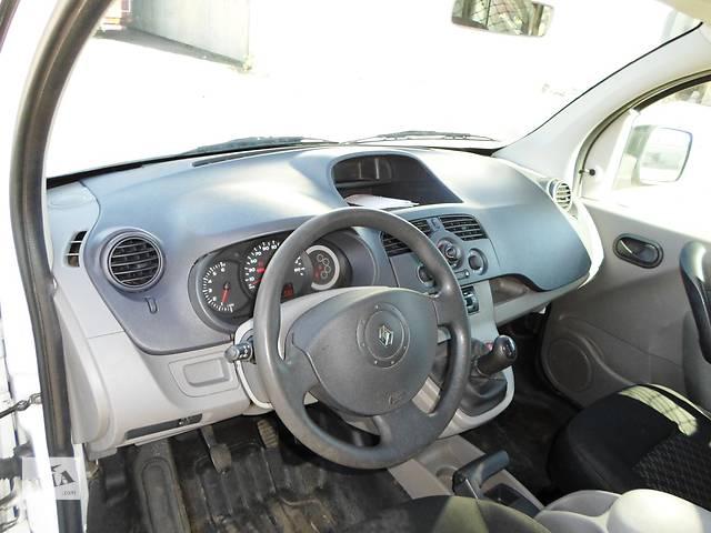 купить бу Б/у Внутренние компоненты кузова Салон Renault Kangoo Кенго 1,5 DCI К9К 2008-2012 в Рожище