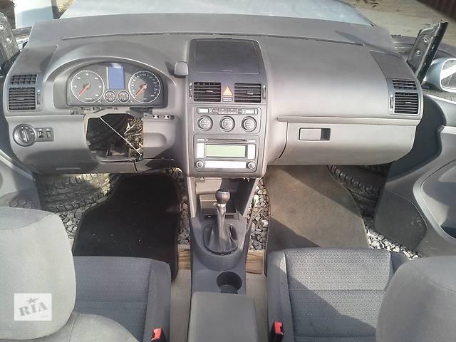 продам Б/у внутрішні компоненти кузова для легкового авто Volkswagen Touran Caddy бу в Львове