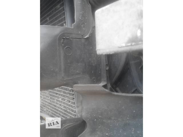 продам Б/у Воздуховод радиатора для легкового авто Audi бу в Львове