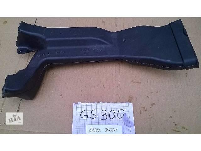Б/у воздуховод в центральной консоли 58862-30070 для седана Lexus GS 300 2007г- объявление о продаже  в Николаеве