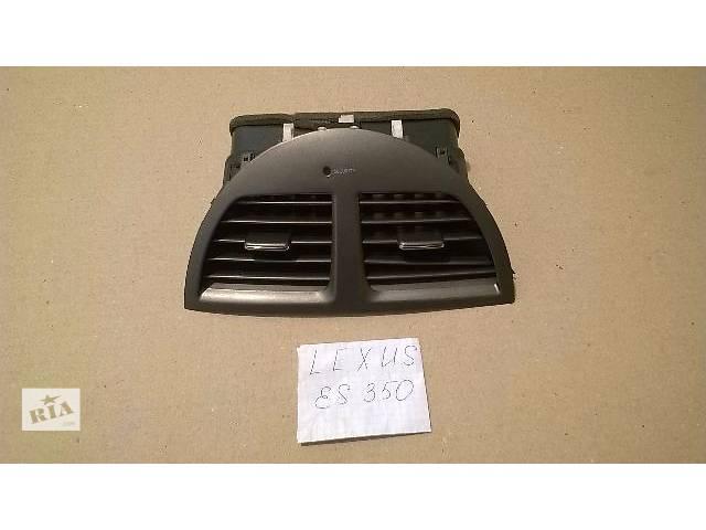 бу Б/у воздуховоды центральные для седана Lexus ES 350 2007г в Киеве
