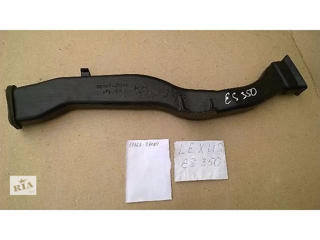 Б/у воздуховоды в центральной консоли 58863-33030 для седана Lexus ES 350 2007г- объявление о продаже  в Николаеве