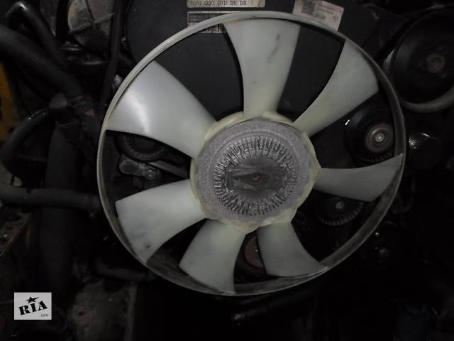 продам Б/у Вискомуфта/крыльчатка вентилятор Volkswagen Crafter Фольксваген Крафтер 2.5 TDI 2006-2010 бу в Луцке