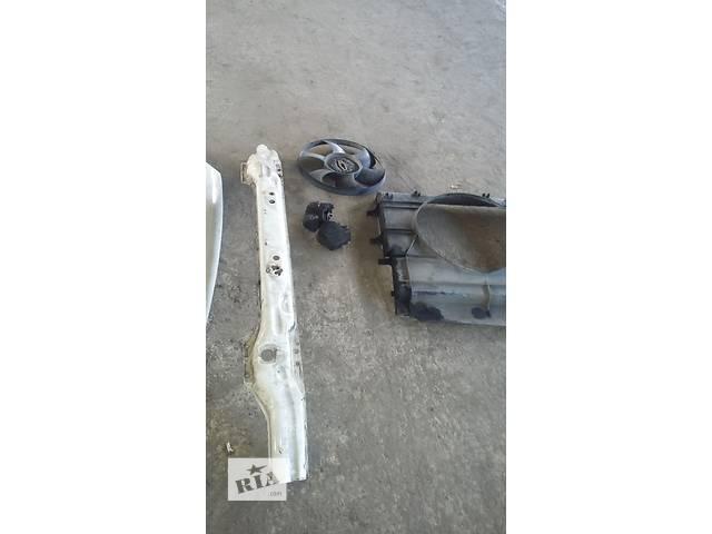 купить бу Б/у Вискомуфта Крыльчатка Вентилятор Volkswagen Crafter Фольксваген Крафтер 2.5 TDI 2006-2010 в Луцке
