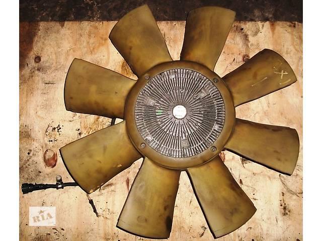 бу Б/у вискомуфта/крыльчатка вентилятора для грузовика Renault Magnum DXI Рено Магнум 440 2005г Evro3 в Рожище