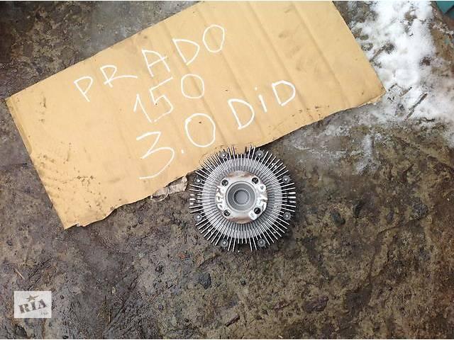 Б/у вискомуфта/крыльчатка вентилятора для легкового авто Toyota Land Cruiser Prado- объявление о продаже  в Ровно