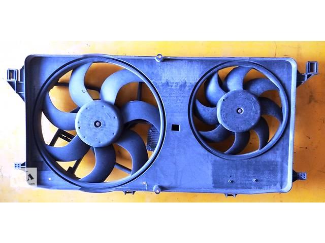 купить бу Б/у вискомуфта/крыльчатка вентилятора Форд Транзит Ford Transit 2,2 /2,4 с 2006- в Ровно