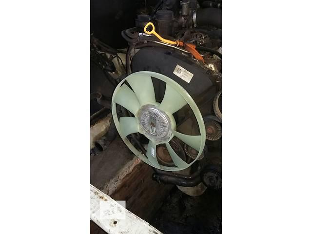 купить бу Б/у Вискомуфта/крыльчатка вентилятора Volkswagen Crafter Фольксваген Крафтер 2.5 TDI в Рожище