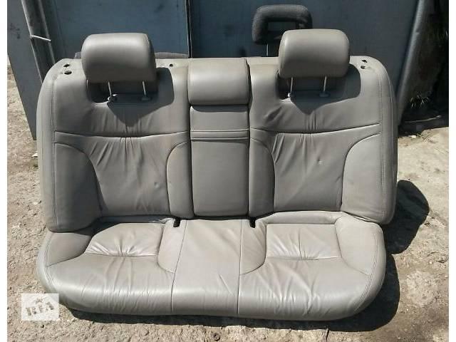 продам Б/у заднее сиденье для седана Lexus ES 330 2003,2004,2005,2006г бу в Киеве