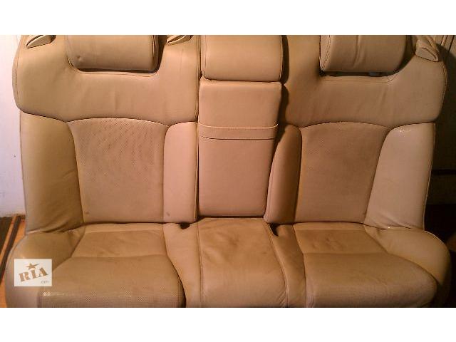 Б/у заднее сиденье для седана  Lexus GS300 2007- объявление о продаже  в Киеве