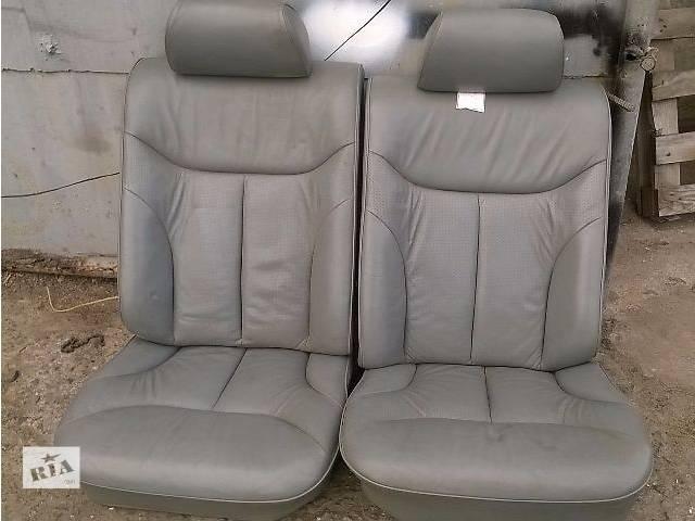 продам Б/у заднее сиденье для седана Mercedes S 600 W140 1994г бу в Киеве