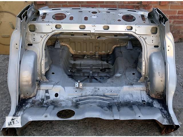 бу Б/у задняя часть Daewoo Lanos Sedan в Мелитополе