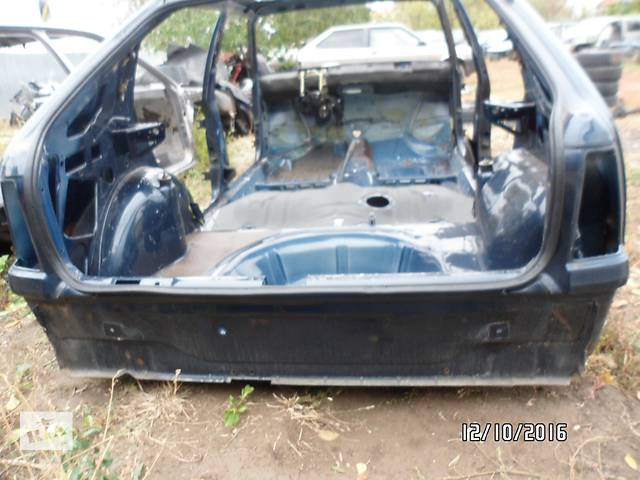 продам Б/у Задняя  часть кузова для хэтчбека Opel Kadett бу в Умани