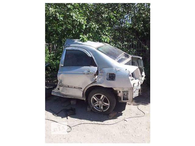 продам Б/у задняя часть кузова для легкового авто Kia Cerato 2007 бу в Кривом Роге (Днепропетровской обл.)