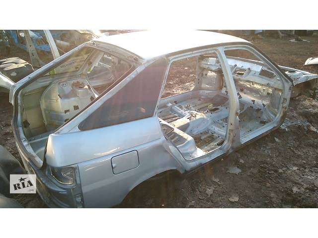 Б/у задняя часть кузова  для легкового авто ВАЗ 2112- объявление о продаже  в Умани