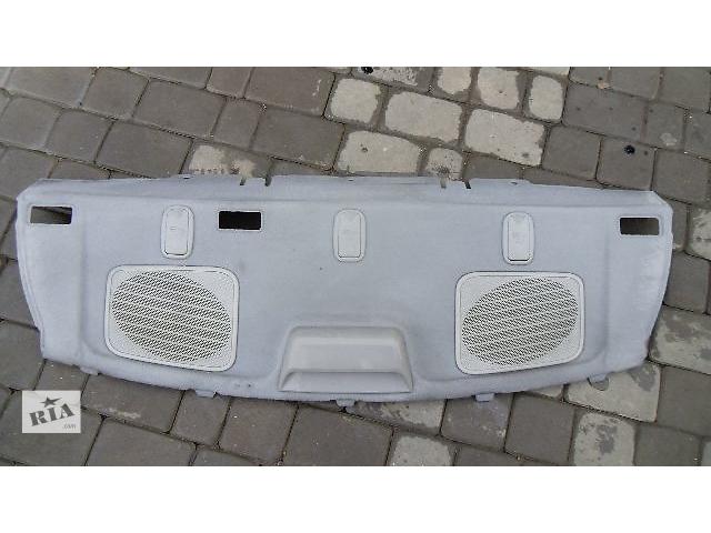 продам Б/у задняя панель салона для легкового авто Hyundai Accent 2008 бу в Коломые