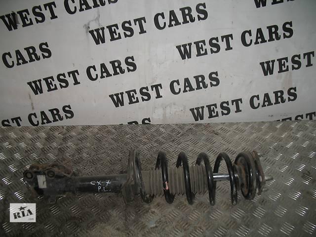 бу б/у Задний/передний мост/балка, подвеска, амортиз Амортизатор задний/передний Легковое авто Mazda CX в Луцке