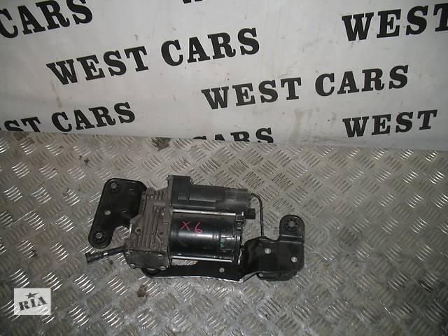 продам б/у Задний/передний мост/балка, подвеска, амортиз Компрессор пневмоподвески Легковой BMW X6 бу в Луцке
