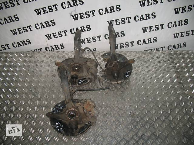 бу б/у Задний/передний мост/балка, подвеска, амортиз Поворотный кулак Легковой Honda Accord 2009 в Луцке