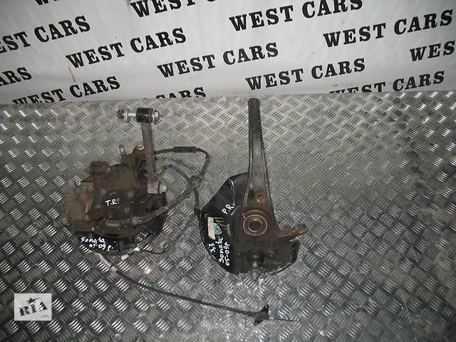 бу б/у Задний/передний мост/балка, подвеска, амортиз Поворотный кулак Легковой Hyundai Sonata 2006 в Луцке