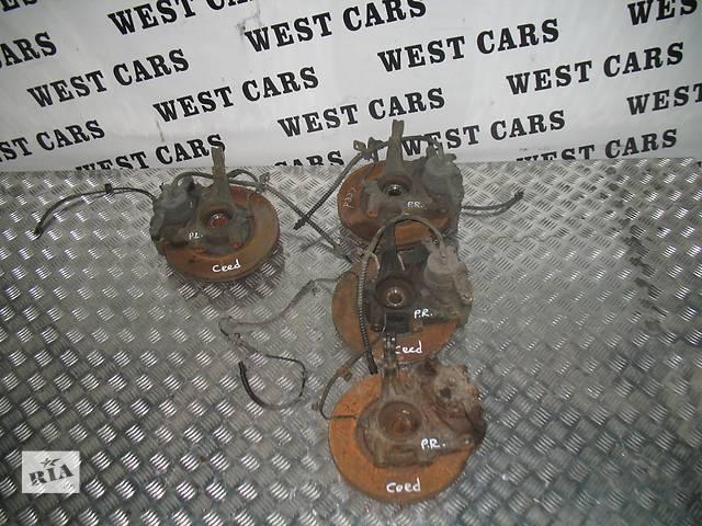 бу б/у Задний/передний мост/балка, подвеска, амортиз Поворотный кулак Легковой Hyundai i30 в Луцке