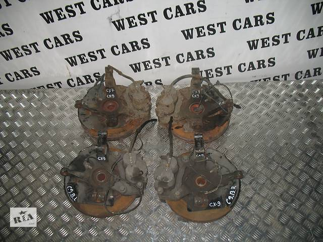 продам б/у Задний/передний мост/балка, подвеска, амортиз Поворотный кулак Легковой Mazda CX-9 бу в Луцке
