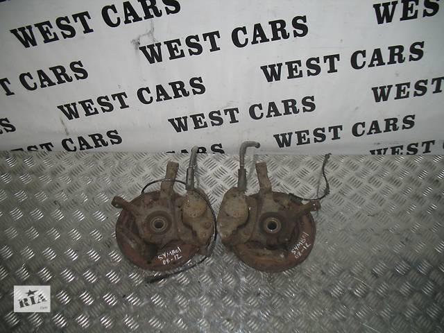 б/у Задний/передний мост/балка, подвеска, амортиз Поворотный кулак Легковой Renault Thalia 2009- объявление о продаже  в Луцке
