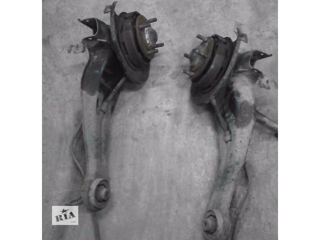 б/у Задний/передний мост/балка, подвеска, амортиз Рычаги задние Легковой Mitsubishi Lancer 9- объявление о продаже  в Луцке