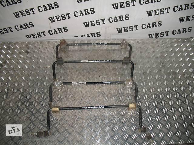 б/у Задний/передний мост/балка, подвеска, амортиз Стабилизатор Легковой Ford Focus Hatchback (5d) 20- объявление о продаже  в Луцке