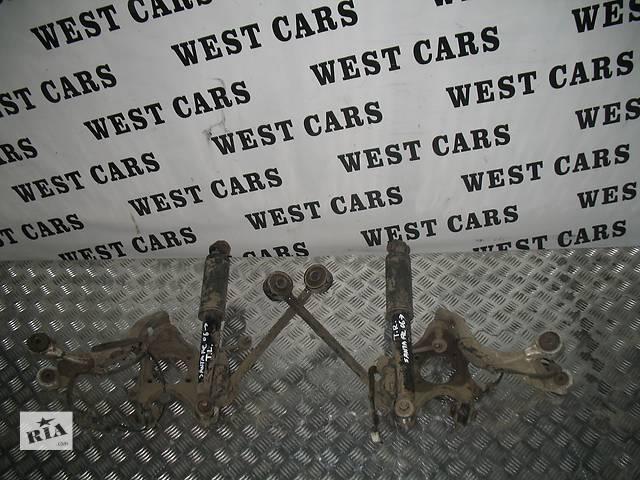 б/у Задний/передний мост/балка, подвеска, амортиз Цапфа Легковой Hyundai Santa FE 2007- объявление о продаже  в Луцке