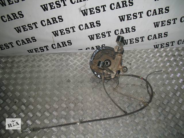 купить бу б/у Задний/передний мост/балка, подвеска, амортиз Цапфа Легковой Subaru Forester 2006 в Луцке