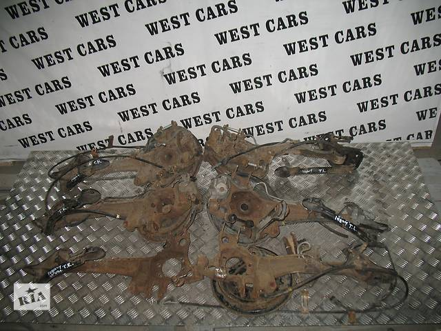 купить бу б/у Задний/передний мост/балка, подвеска, амортиз Цапфа Легковой Subaru Legacy Outback 2006 в Луцке