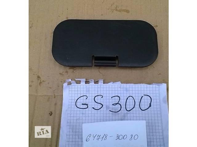 продам Б/у заглушка обшивки багажника  для седана Lexus GS 300 2007г бу в Киеве