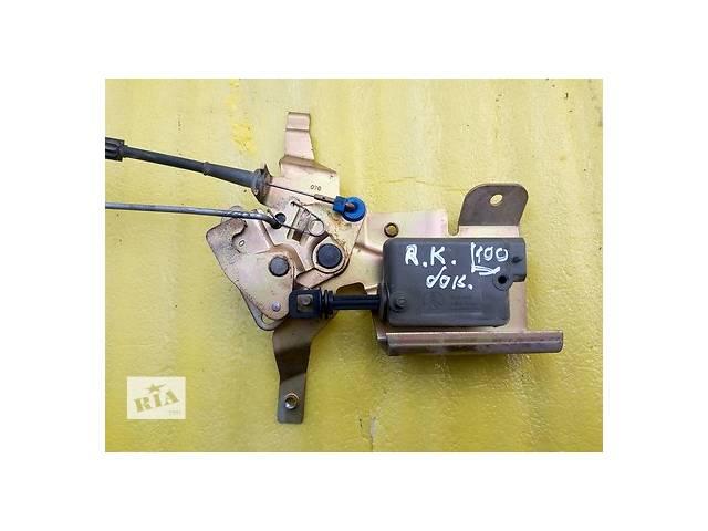 купить бу Б/у Замок боковой сдвижной двери 7700354965 Renault Kangoo в Киеве