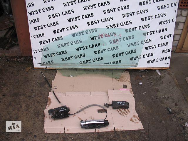 купить бу Б/у замок дверей для легкового авто Seat Ibiza Hatchback (3d) 2011 в Луцке
