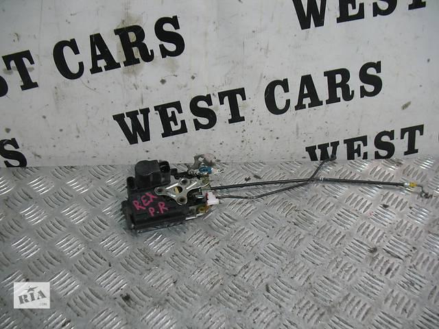 купить бу Б/у замок двери для легкового авто SsangYong Rexton II 2008 в Луцке