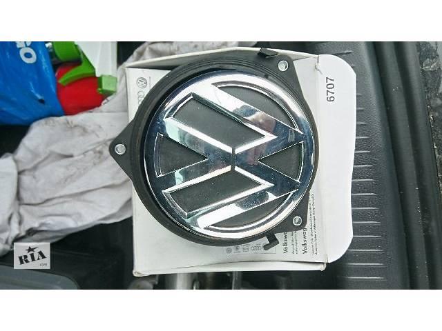 продам Б/у замок крышки багажника для хэтчбека Volkswagen Golf VI 2012 бу в Черкассах
