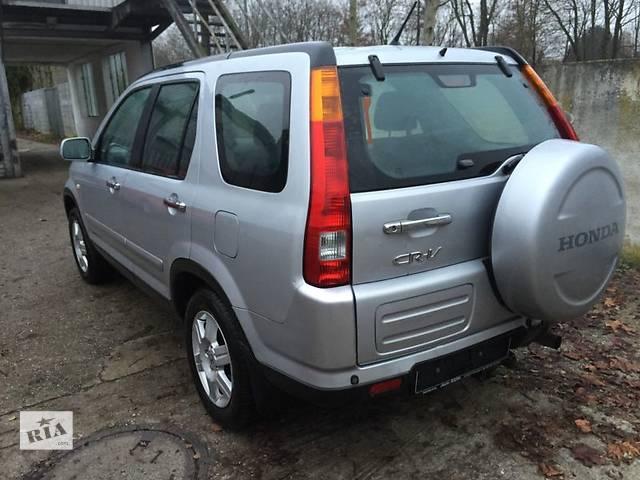 продам Б/у замок крышки багажника для кроссовера Honda CR-V бу в Киеве
