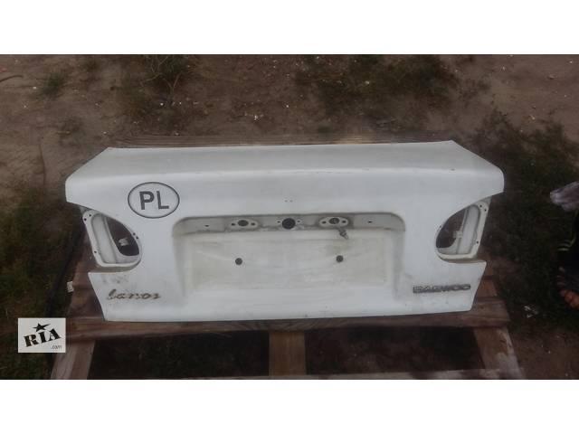 бу Б/у замок крышки багажника для легкового авто Daewoo Lanos в Ковеле