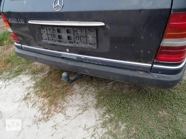 бу Б/у замок крышки багажника для легкового авто Mercedes 124 в Дубно (Ровенской обл.)