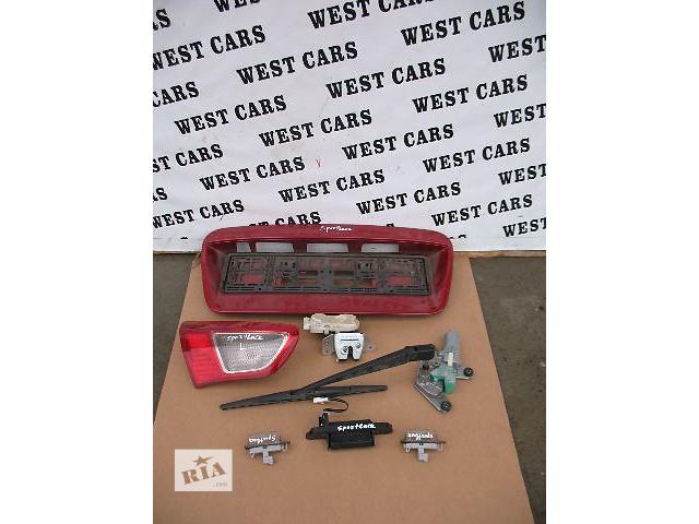 продам Б/у замок крышки багажника для легкового авто Mitsubishi Lanser X Sportback бу в Луцке