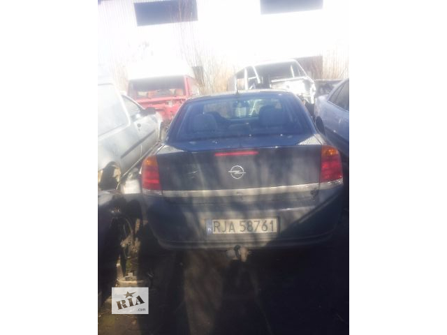 бу Б/у Замок крышки багажника Opel Vectra C 2002 - 2009 1.6 1.8 1.9d 2.0 2.0d 2.2 2.2d 3.2 Идеал!!! Гарантия!!! в Львове